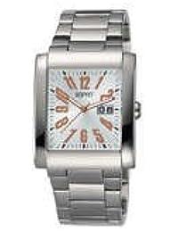 Esprit Herren-Armbanduhr Analog Quarz Edelstahl ES100151001