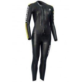 HEAD Swimrun Race Neoprene Suit Women Gold Größe M 2017 Triathlon-Bekleidung