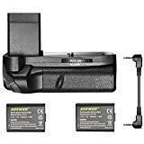 Neewer® Vertical empuñadura batería 2Piezas LP-E10batería