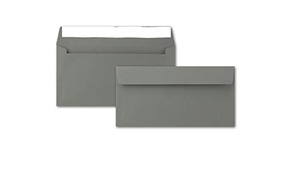 FarbenFroh by GUSTAV NEUSER chiusura adesiva 25 Umschl/äge 12 giallo miele. 220 x 110 mm Buste formato DIN lungo
