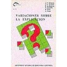 Variaciónes Sobre La Explicación (AULA ABIERTA)