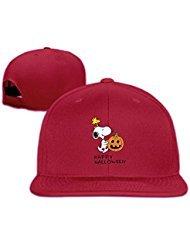 MINUCM Halloween Pumkin Comic Strip Peanuts Snoopy Snapback Hats