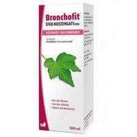 BRONCHOFIT Efeu-Hustensaft mite 8,7 mg/ml Flü.z.E. 100 ml Flüssigkeit zum Einnehmen