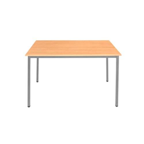 MJC Schreibtisch Box Tisch Konferenztisch Vierfußtisch 120x80 cm