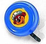 Puky G 16 Sicherheitsglocke/Klingel für Kinder Dreirad blau