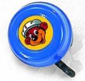 Puky G 16 Sicherheitsglocke / Klingel für Kinder Dreirad blau