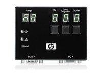 HP 16A 3Phase INTL Core Only Intelligent Modular PDU-Stromverteiler (PDUs) (Modular, Schwarz, Blau, 380-415V, 50/60Hz, 16A, C19coupler) - Pdu-core