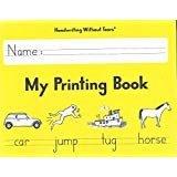 My Printing Book - Grade 1 por Jan Olsen