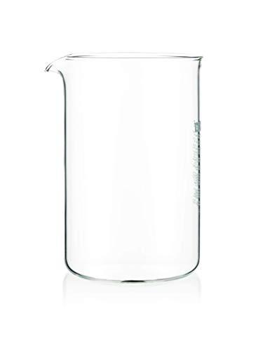 Bodum 1512-10 Ersatzglas für Kaffeebereiter 12 Tassen