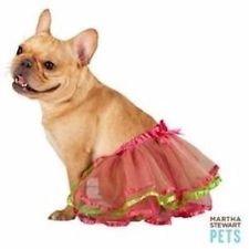 Schmetterling Pet Kostüm - Martha Stewart Pets Schmetterling Rock Tutu Hunde Kostüm Klein