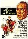 Les souliers de St Pierre [ DVD ] (1968) en VF - Un film de Michael Anderson avec Anthony Quinn, Laurence Olivier, Oskar Werner, Vittorio de Sica
