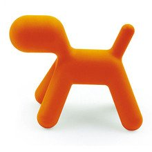 Magis Puppy by Eero Aarnio (XL, Orange)