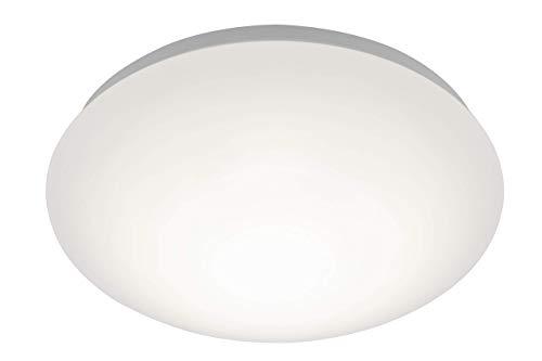 Briloner Leuchten 3324-016 LED Deckenlampe, Deckenleuchte, 12W, 1200 Lumen, warm weißes Licht, Ø28 cm, 12 W