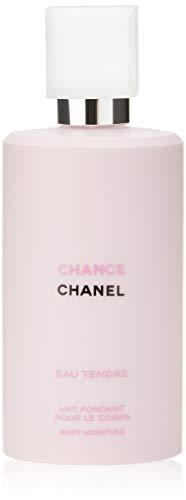 Chanel Chance Tendre Women, Body Moisture, 1er Pack (1 x 200 ml) -