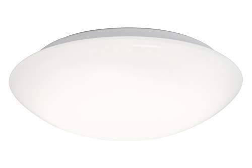 Briloner Leuchten – LED Deckenlampe mit Bewegungsmelder, Deckenleuchte mit Tageslichtsensor (optional einstellbar), 15W, 1500 Lumen, Ø29 cm