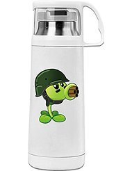 pvz-garden-warfare-peashooter-cool-thermos-vacuum-insulated-stainless-steel-bottle
