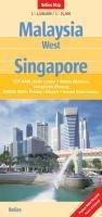 Malaysia West Nelles Ma: City Maps: Kuala Lumpur, Melaka (Malacca), Georgetown (Penang). Special Maps: Penang, Pangkor, Around Kuala Lumpur (Nelles Map) by G??nter Nelles (2011-03-03)