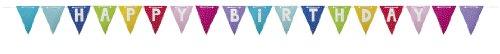 JaBaDaBaDo - Wimpelkette Happy Birthday