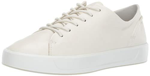 ECCO Damen Soft 8 Turnschuh Shadow White Leisure Tie 38 EU - Oxford Womans White Schuhe