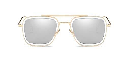 Gafas de sol de moda para hombres