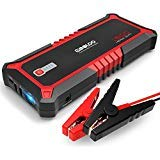 Die besten Autobatterie-Boosters - GOOLOO Auto Starthilfe 12V 1500A 19800mAh 73Wh Tragbare Bewertungen