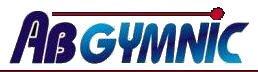 5x100ml Original Abgymnic – Contact Gels