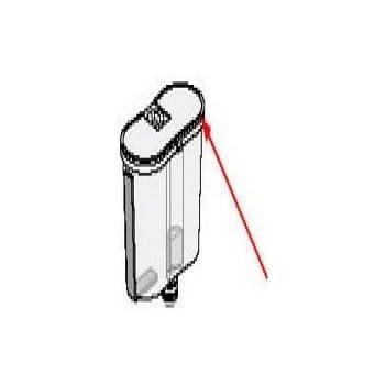 Cartouche filtre anticalcaire vvx1860 vvx1870 vvx1880 vvx2000 vvx2005 vvx2100 vvx2200 pro2000 pro2100 pro2200 centrale vapeur delonghi vvx2200
