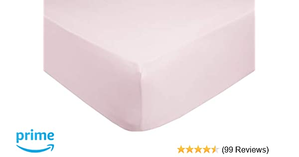 """8 Colours New 10/"""" Deep  4FT 3//4 Bed Fitted Sheet With 2 Free Pillowcases"""
