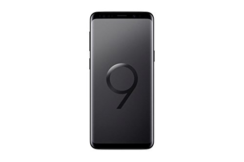 "Foto Samsung Galaxy S9 Smartphone - Nero (Midnight Black), Display 5.8"", 64 GB espandibili, Dual SIM [Versione Italiana]"