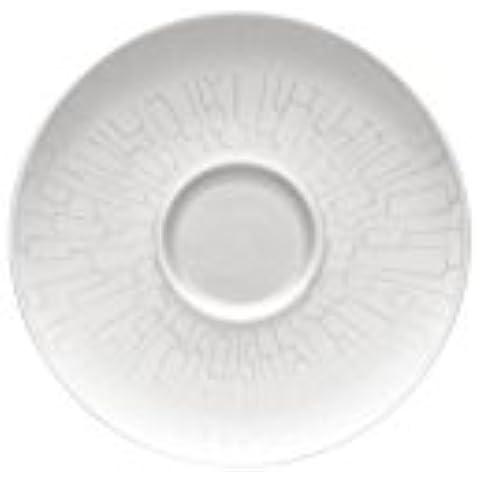 Rosenthal TAC Gropius Skin Silhouette Espresso-Untertasse 11280-403240-14716