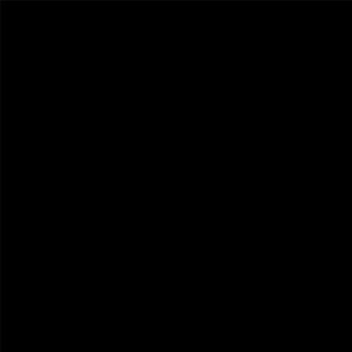 Colorama Hintergrundkarton (1,35x11 m) Schwarz