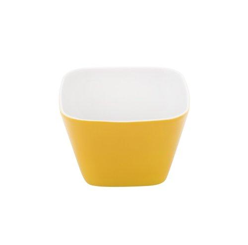 Kahla - Porcelaine pour les Sens 206010A70494C Abra Cadabra Petit Bol Jaune/Orangé 9 x 6 cm