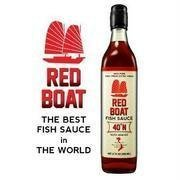 Red Boat Premium Fish Sauce, 500 ml (17 oz.) by Red Boat