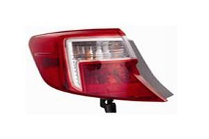 Toyota Camry 12-14 Tail Light Assembly on Body USA Built LH USA Driver Side NSF by Depo