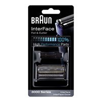Braun InterFace 3612 Screen Foil and Cutter Blade Replacement Pack