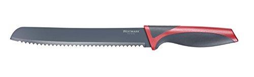 Westmark Brotmesser, Wellenschliff, Gesamtlänge: 32,7 cm, Rostfreier Edelstahl/Kunststoff,...