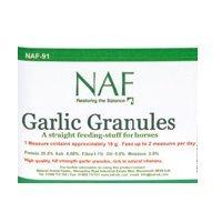 NAF  Garlic Granules Horse Health Feed Supplement - Size : 1kg