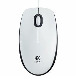 Logitech B100 Optical Business Maus, weiß (Weiß | 5er Pack) (3-tasten-maus Von Logitech)