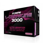 Xcore Nutrition Xtreme L-Carnitine Tropical Fruit 3000mg 20 Flacons