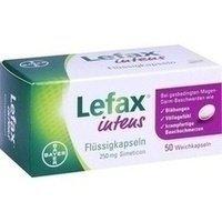 Lefax intens 250 mg Flüssigkapseln, 50 St.