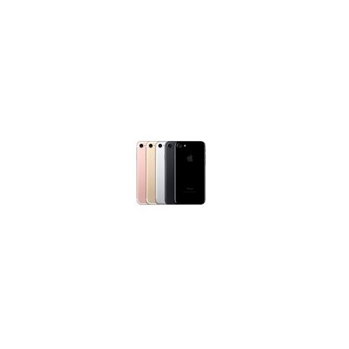 Apple iPhone 7 - smartphones (11.9 cm (4.7'), 32 GB, 12 MP, iOS, 10, Jet Black)