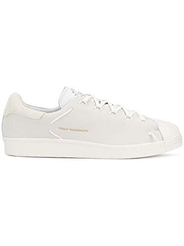 save off 9f408 4550f adidas Y-3 Yohji Yamamoto Sneakers Donna Ac7404 Pelle Bianco
