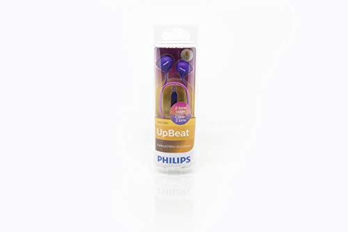 Philips SHE2305PP/00 Upbeat inear Earphone with Mic (Purple) Image 6
