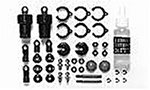 TAMIYA 300050746 - C.V.A II Öldämpfer-Set, extra kurz, 2 Stück