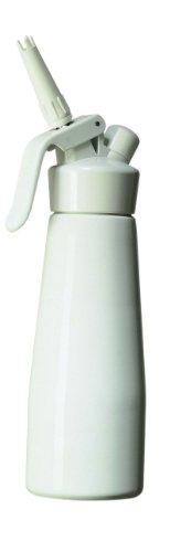 iSi 1510 Sifone per panna montata Dessert Whip, 0,5 l, colore: Bianco