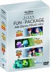 Disney - Pixar Fun-Package [4 DVDs]