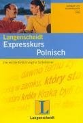 Preisvergleich Produktbild Langenscheidts Expresskurs Polnisch, Buch und Cassette