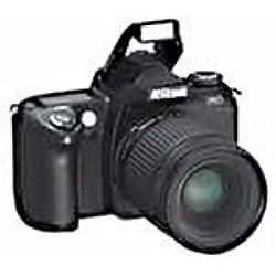 Nikon F65 Spiegelreflexkamera schwarz inkl. Nikon-Objektiv 28-80mm