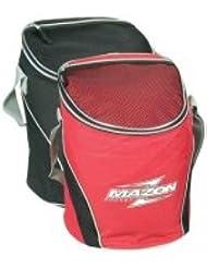 Mazon International–Bolsa de pelota de Hockey, Hockey práctica pelota caso Assorted, rojo