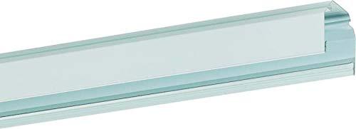 Ridi-Leuchten Tragschiene weiß VLT 363-11/R3X120 11-polig Tragschiene für Lichtbandsystem 4029299366396